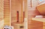 Een Finse sauna is van hoge kwaliteit!