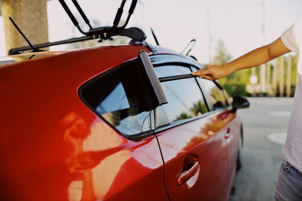 auto reinigen